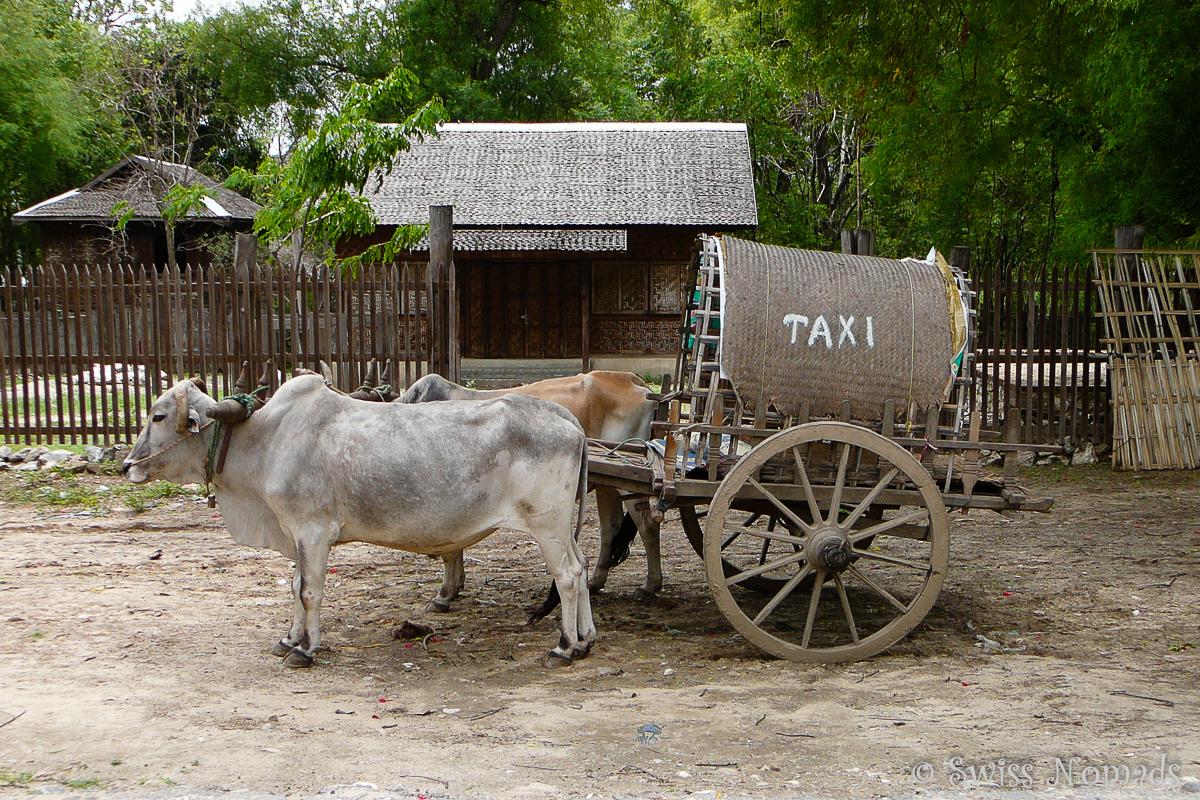 Asien Reisetipps Transport