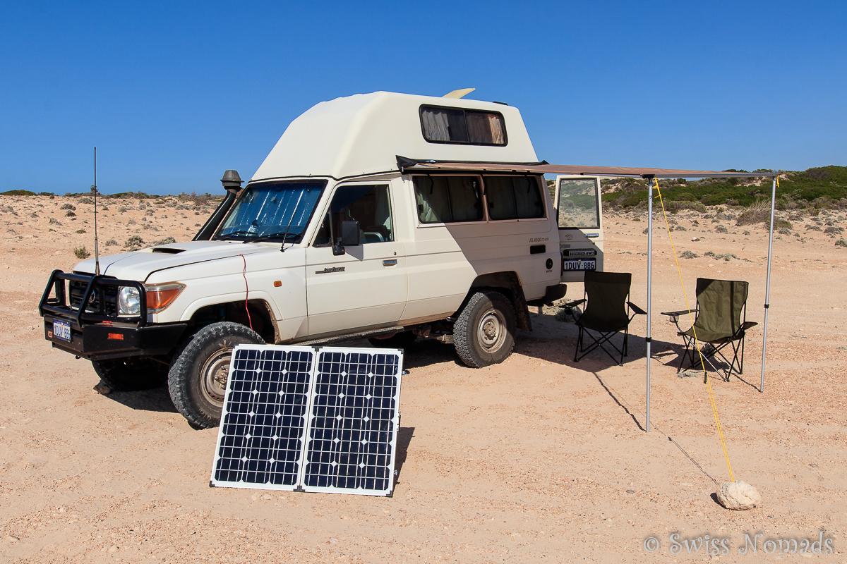 Australien Reisetipps: Camping in Australien ist toll