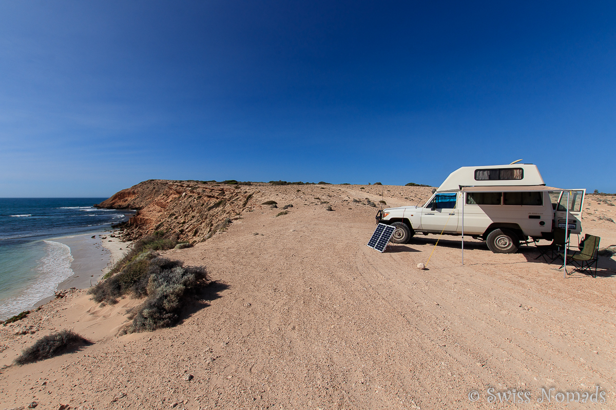 Australien Reisetipps: Mit Free Camping kannst du Geld sparen