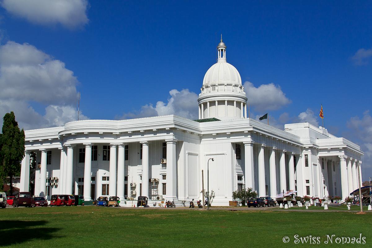 Sri Lanka Reisetipps - Bestes Wetter in Colombo