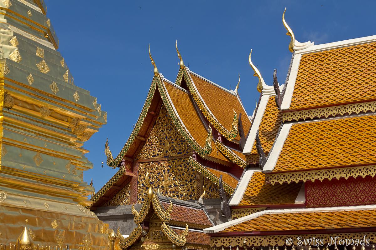 Thailand Reisetipps Tempel