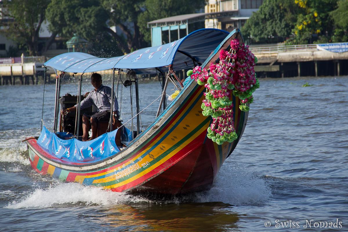 Thailand Reisetipps Transportmittel